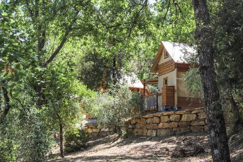 Vallicella Glamping Resort - air lodge