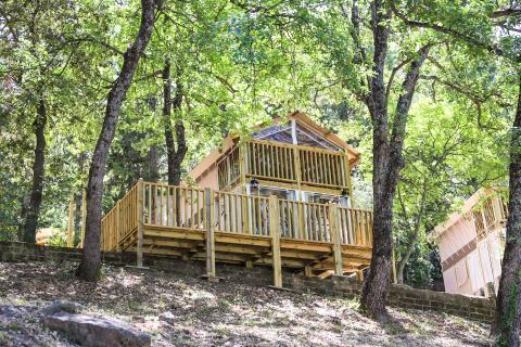 Vallicella Glamping Resort - air dreamer3