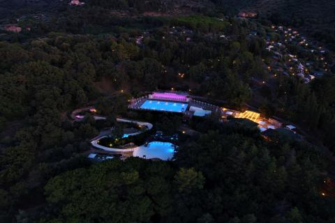 Vallicella Glamping Resort - piscina