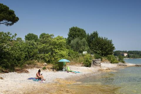 Sivinos Camping Boutique - beach