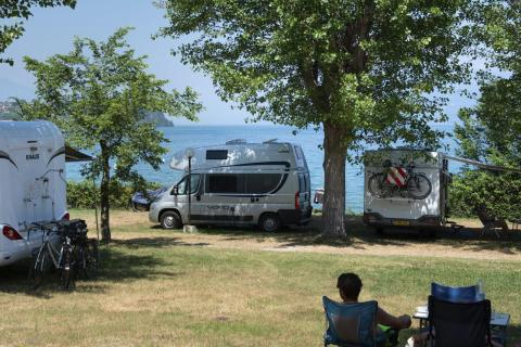 Sivinos Camping Boutique - pitch