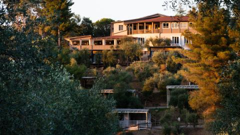 Vallicella Glamping Resort - restaurant