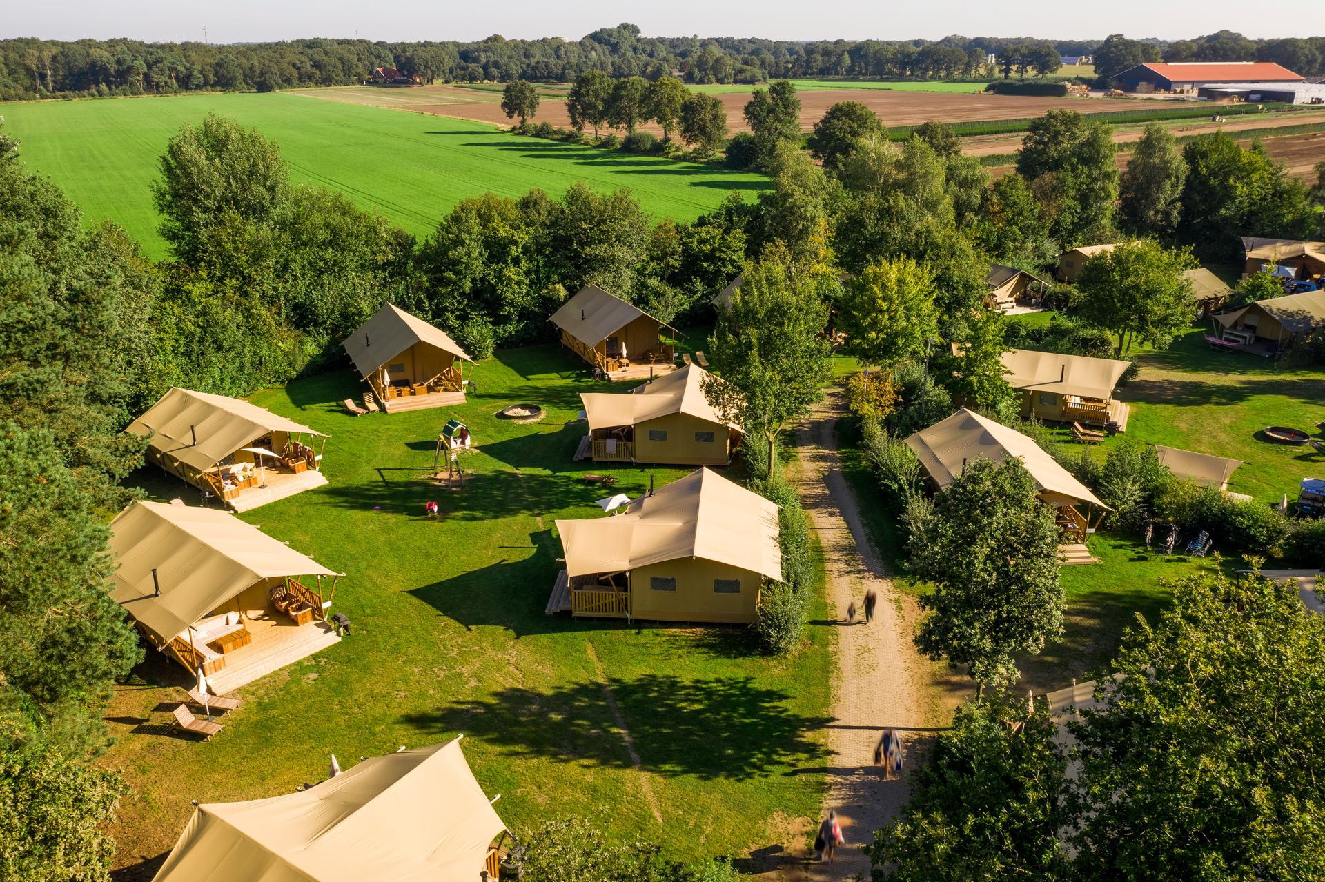 Vacanze col Cuore welcomes Dutch tourist in their own country | New Glamping